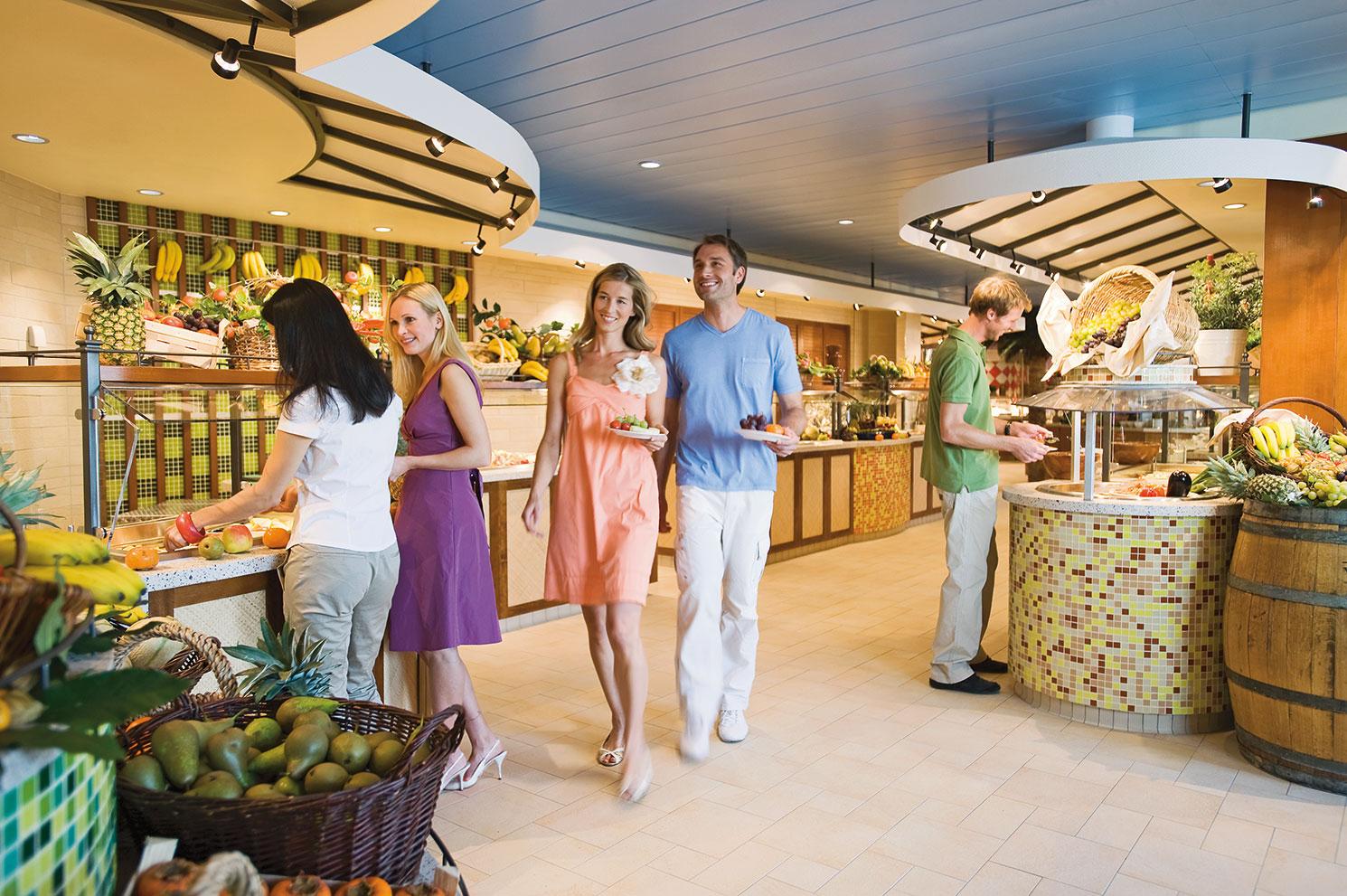 cara Markt Restaurant