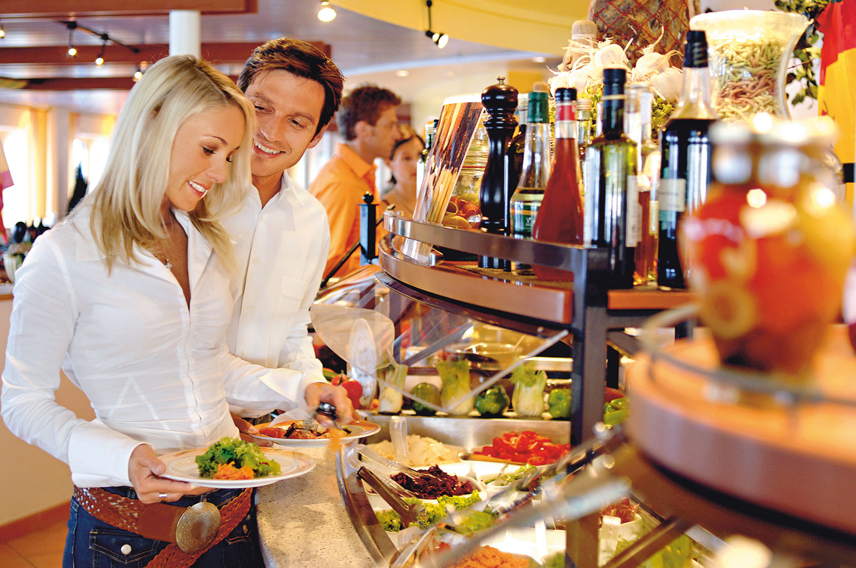 aura vita Markt Restaurant