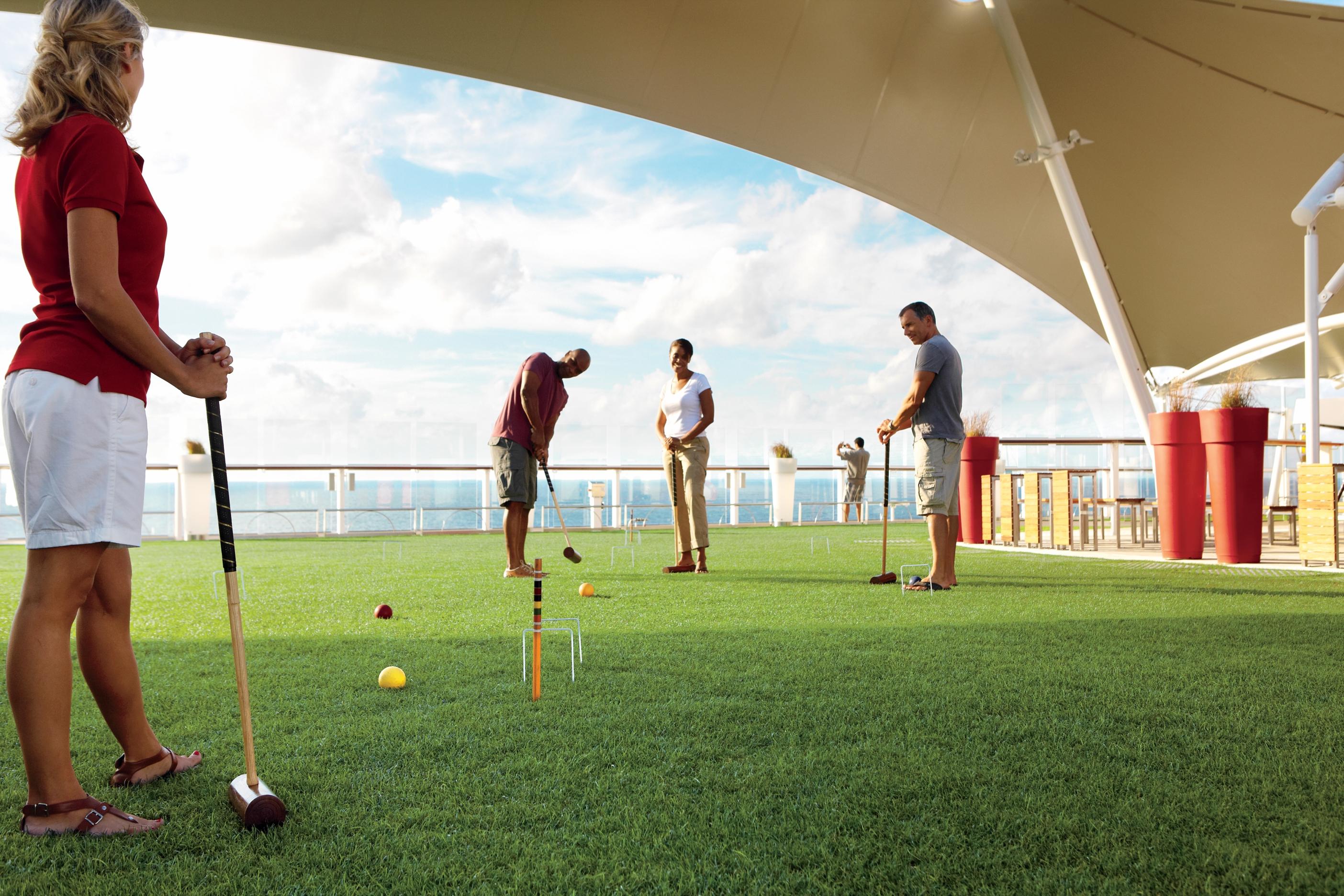Lawn Club Croquet