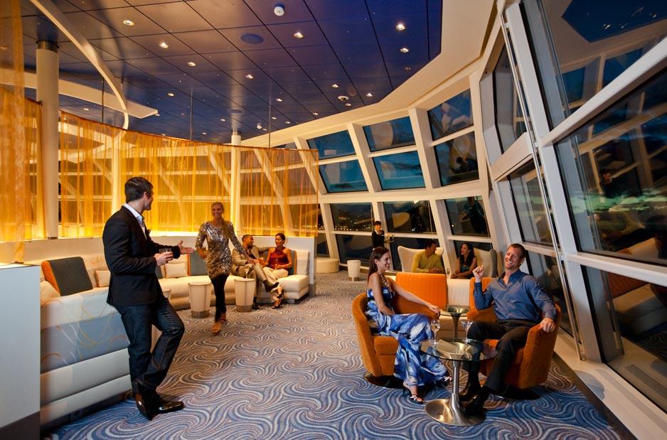 Sky Observation Lounge