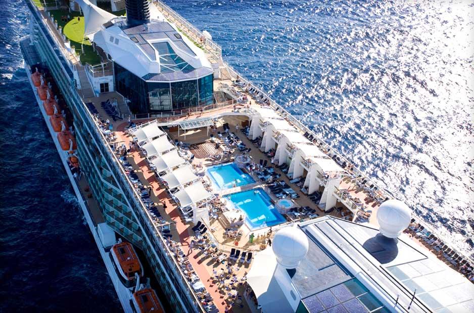 Resort Deck