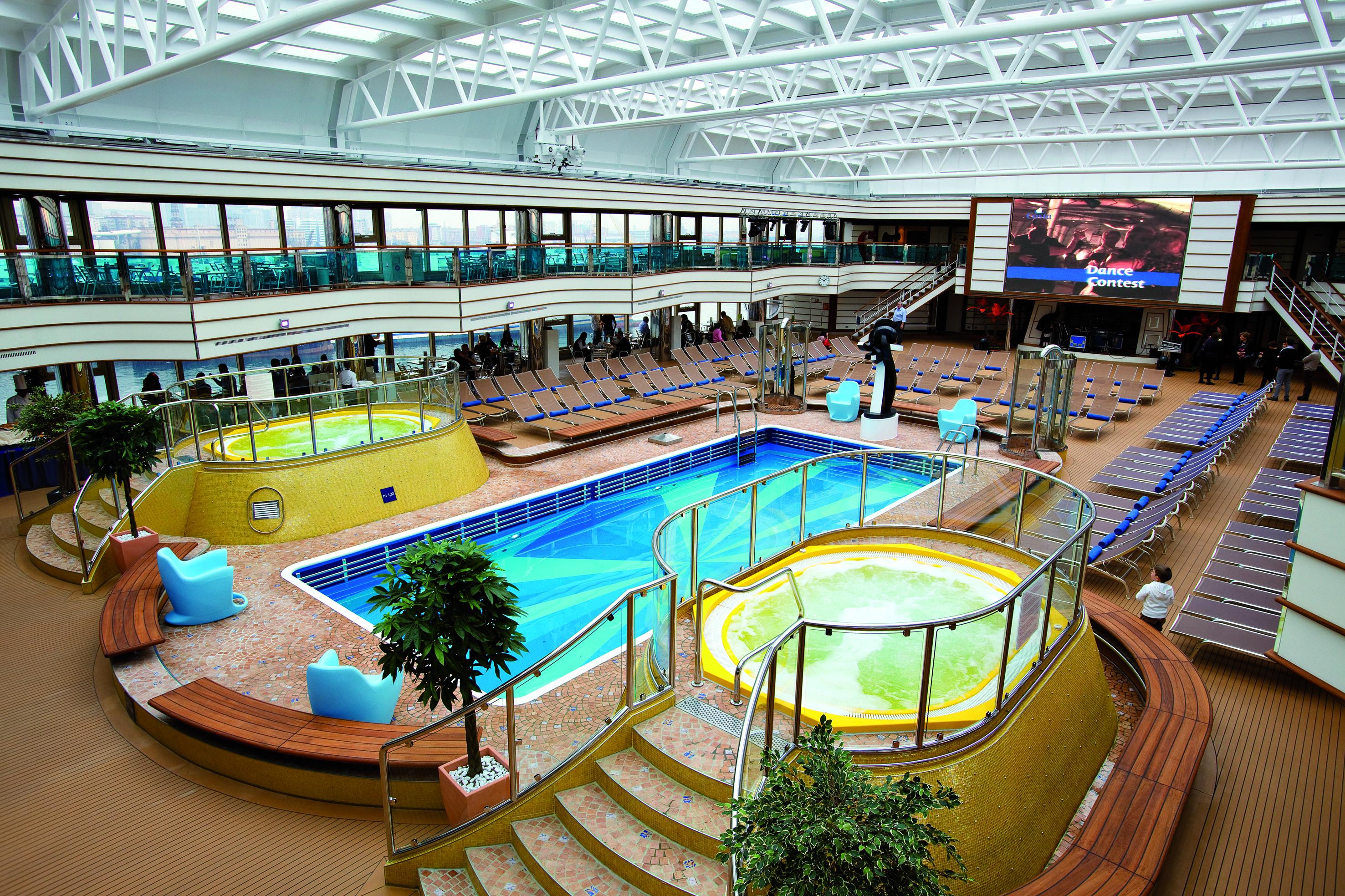 Pool Azzuro Blu