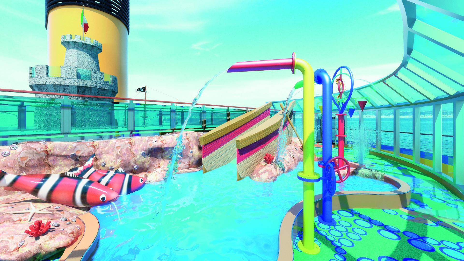 Aqua Kids Area
