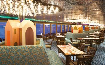 Andromeda Buffet Restaurant