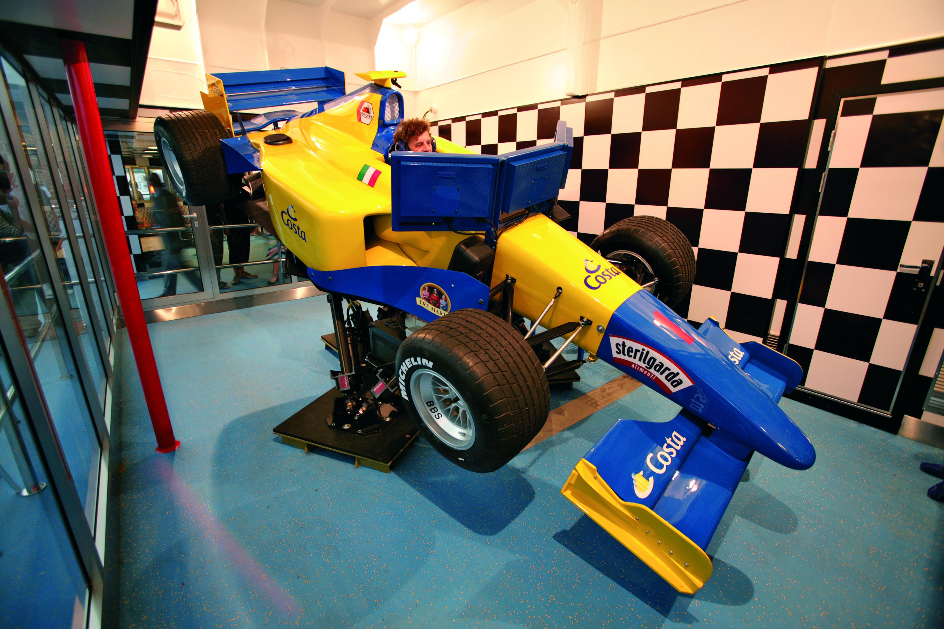 Grand Prix Rennwagen