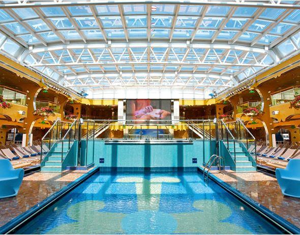 Lido Calypso Pool