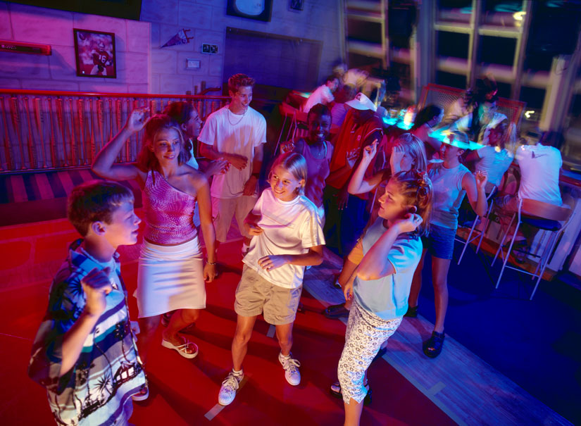 Vibe teen dance
