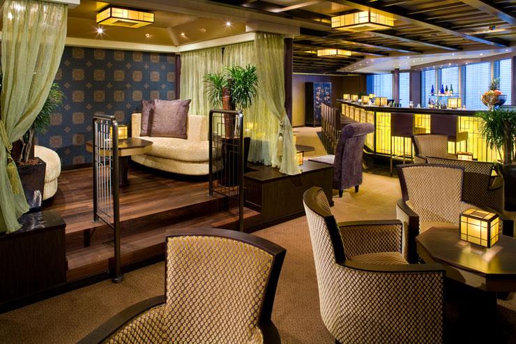 Silk Den Lounge