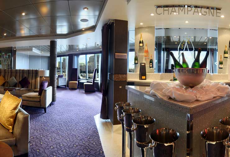 Mix Champagne Bar