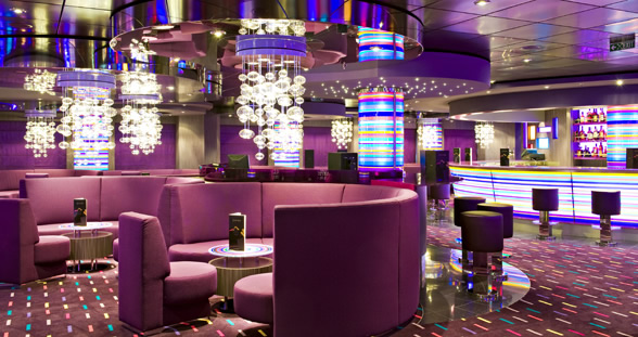 Purple Jazz Bar