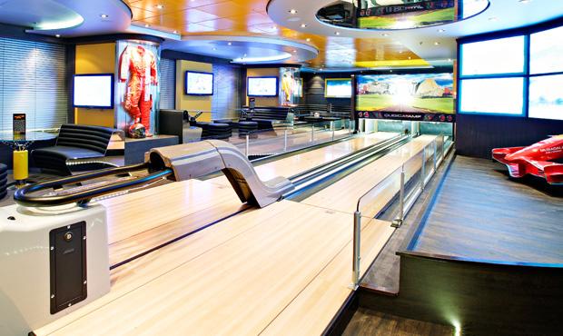 Sport Bowling Diner