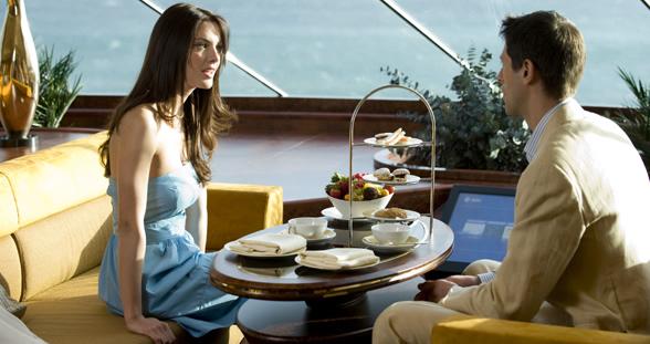 Yacht Club Top Sail Lounge
