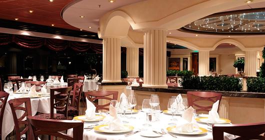 Villa Pompeiana Restaurant