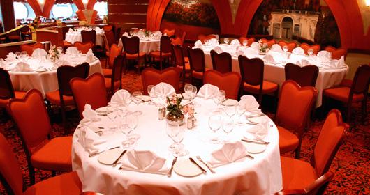 Villa Borghese Restaurant
