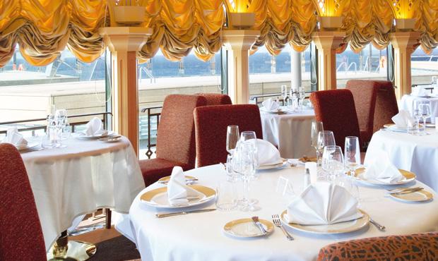L Arabesque Restaurant