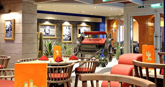 Tex Mex Restaurant
