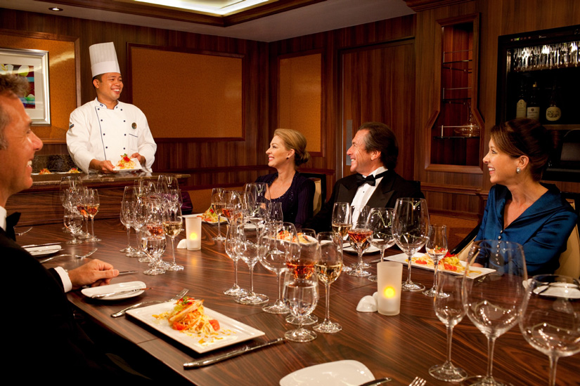 Chefs Table