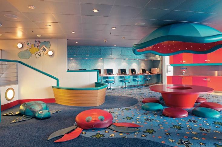 Adventure Ocean Kids Area