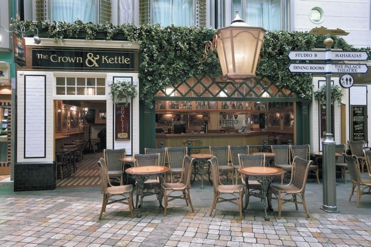 Crown Kettle Pub