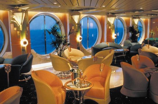 Champagne Lounge
