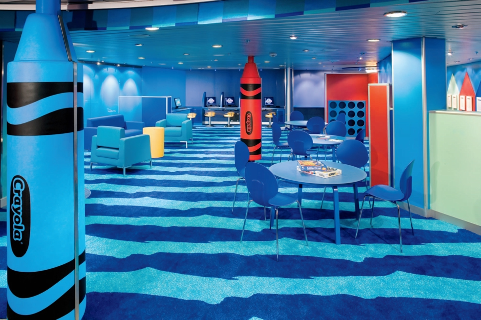 Adventure Ocean Kids Area